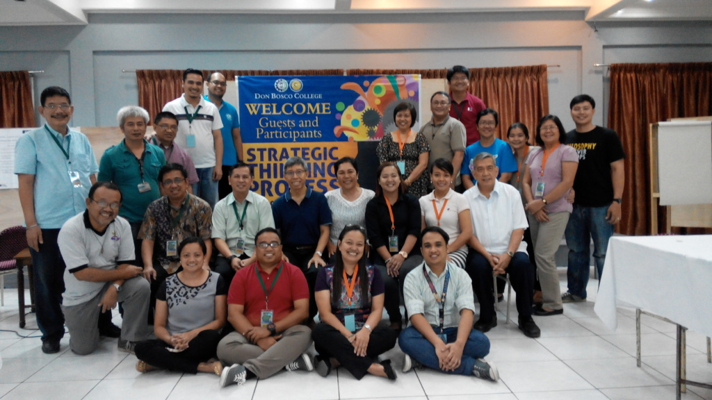 DBC Strategic Thinking Workshop