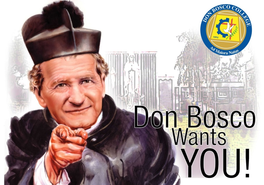5 Reasons why you should be a Bosconian