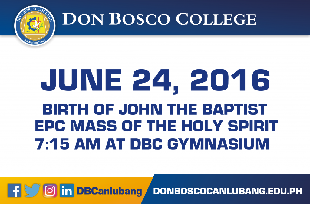 DBC ADVISORY: June 24, 2016 – EPC Mass